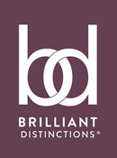 Brilliant Distinctions Rewards Program Logo