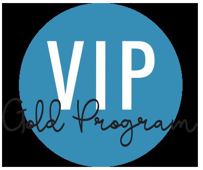 VIP Gold Program Logo